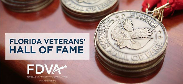 New-florida veterans hall of fame
